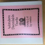 teacher organization binder
