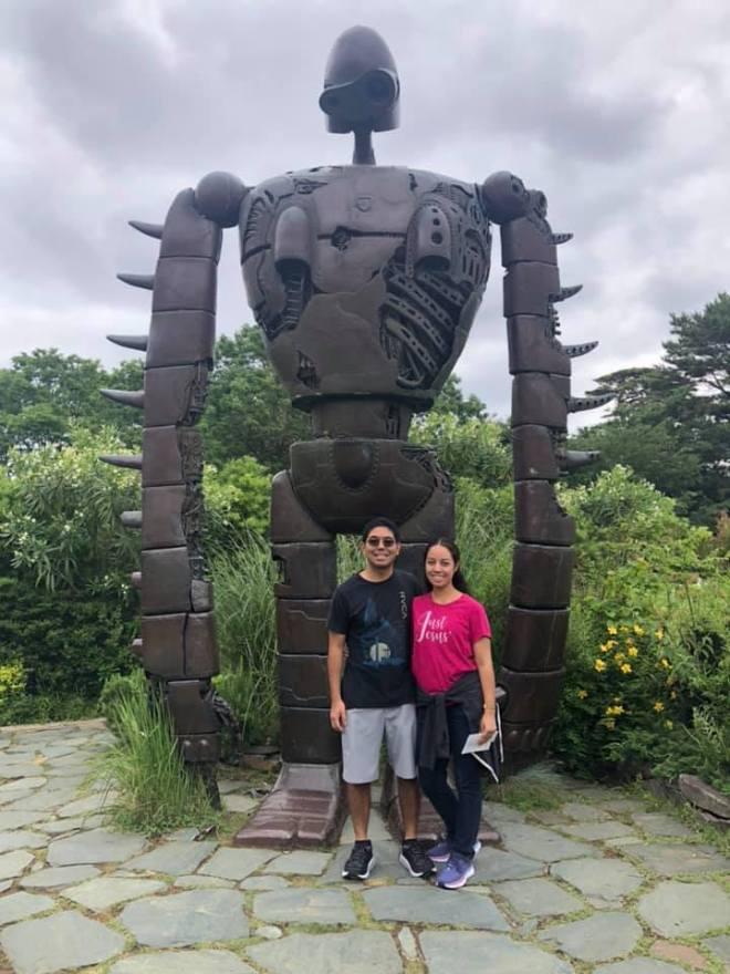 Ghibli Iron Giant