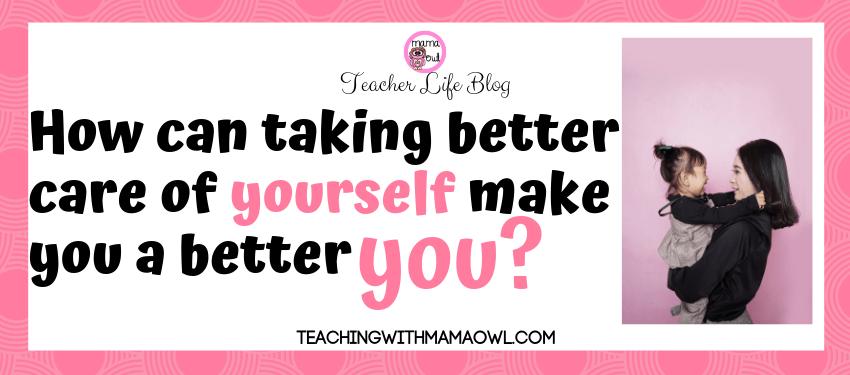 T.15 Teacher Self-Care Banner
