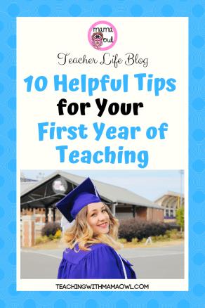 T.16 New Teacher Tips Pin4
