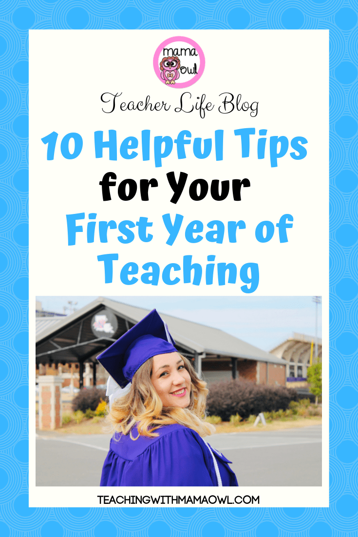 T.16 New Teacher Tips Pin4