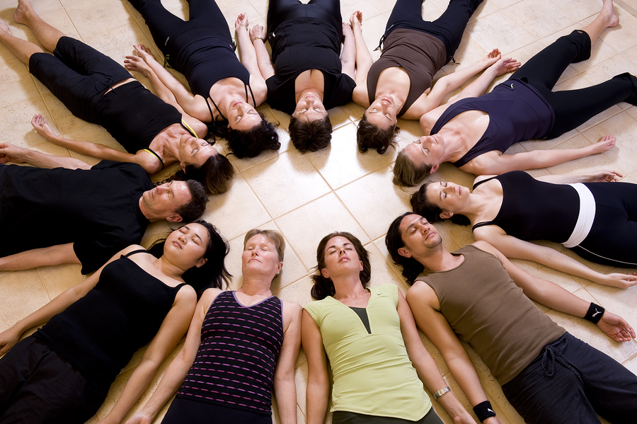 Find a Yoga Teacher Training