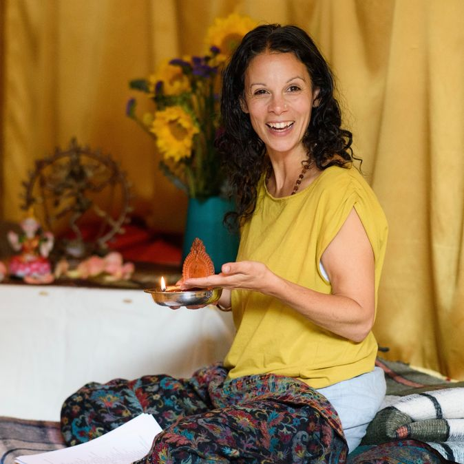 Lessons on burnout and spiritual bypassing from The Bhagavad Gita with Kaya Mindlin