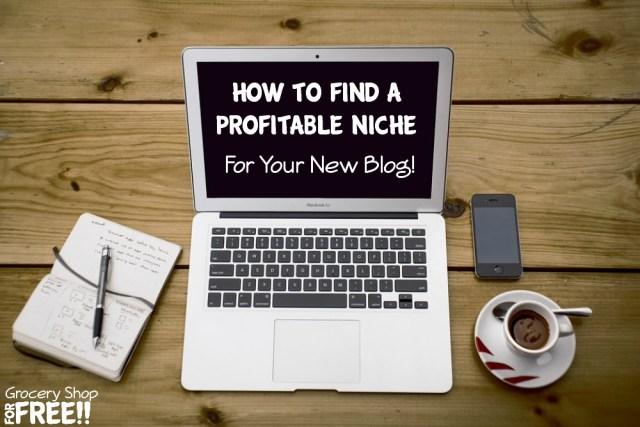 How To Find A Profitable Niche For Your New Blog!