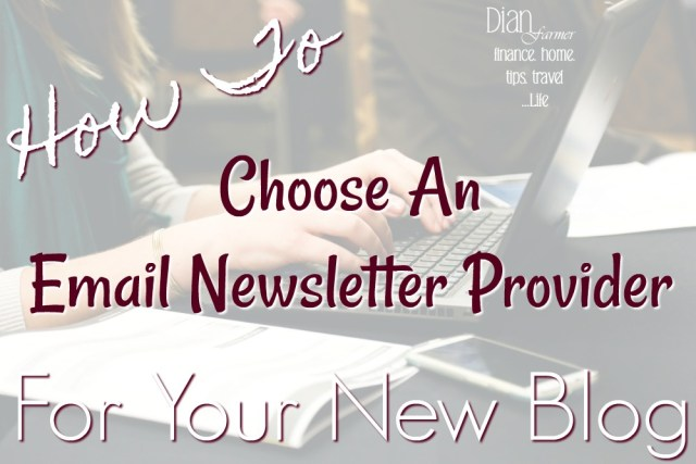 Choosing An Email Newsletter Platform For Your New Blog