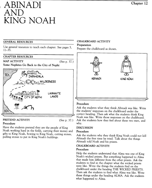 Teaching the Scripture Readers