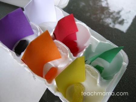 candy colors chopsticks | fine motor foundation fun | teachmama.com