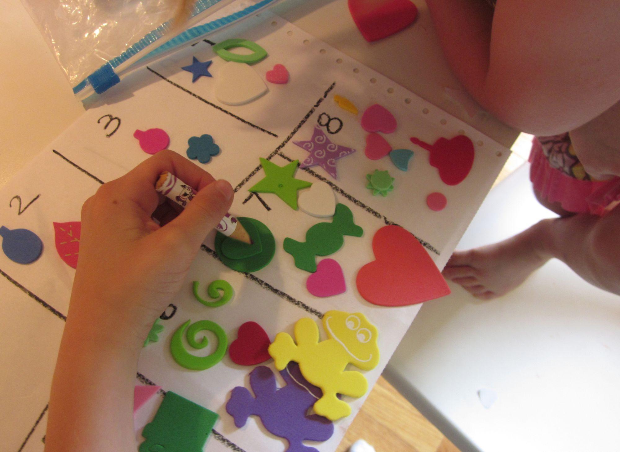 Gettting Ready For Kindergarten Summertime Prep