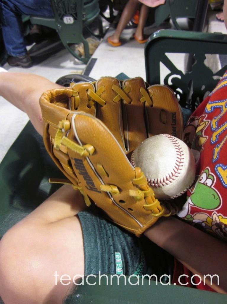 learning at baseball games | teachmama.com blank