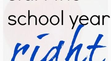 successful school year