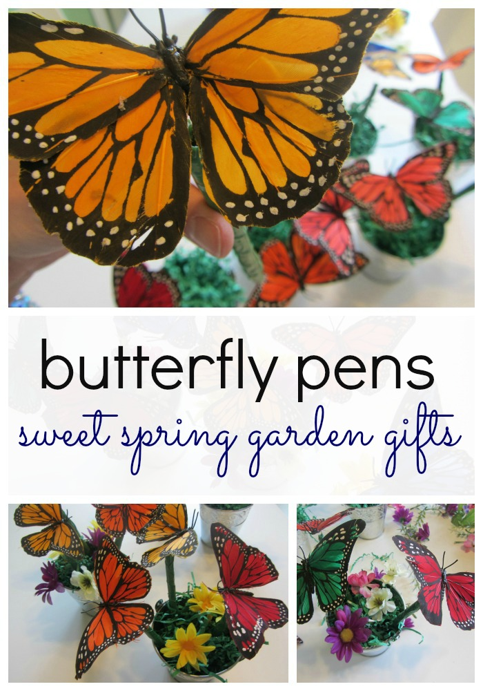 butterfly pens cover