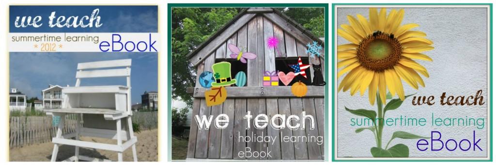 we teach ebooks cover
