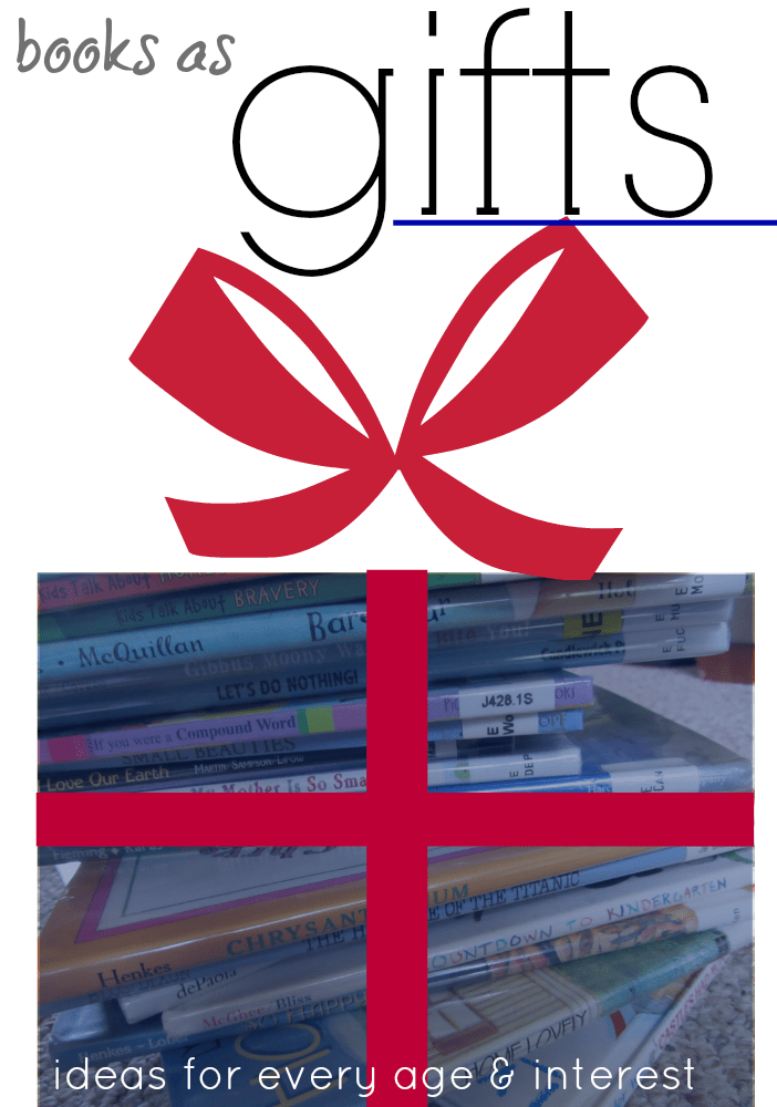 books as gifts