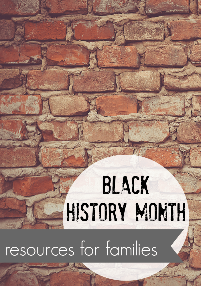 black history month: resources for kids and families | printables, videos, books, & more from teachmama.com #weteach