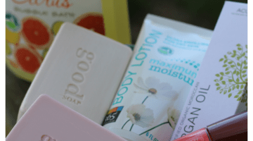 at home spa kit giveaway from whole foods mother's day giveaway series teachmama.com