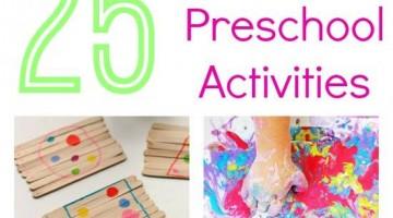 playful preschool activities ebook | teachmama.com