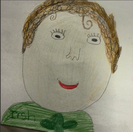portrait of amy mascott teachmama #beautyis
