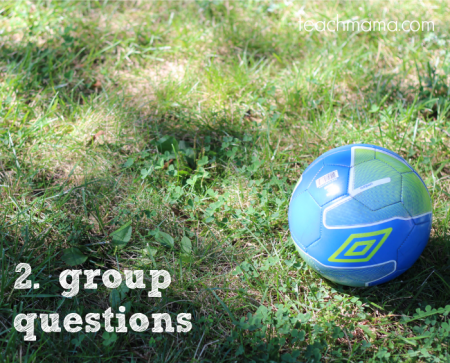how to get kids to talk about school group questions teachmama.com