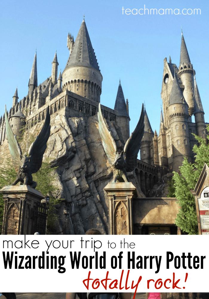 Wizarding World of Harry Potter | universal orlando resort | teachmama.com