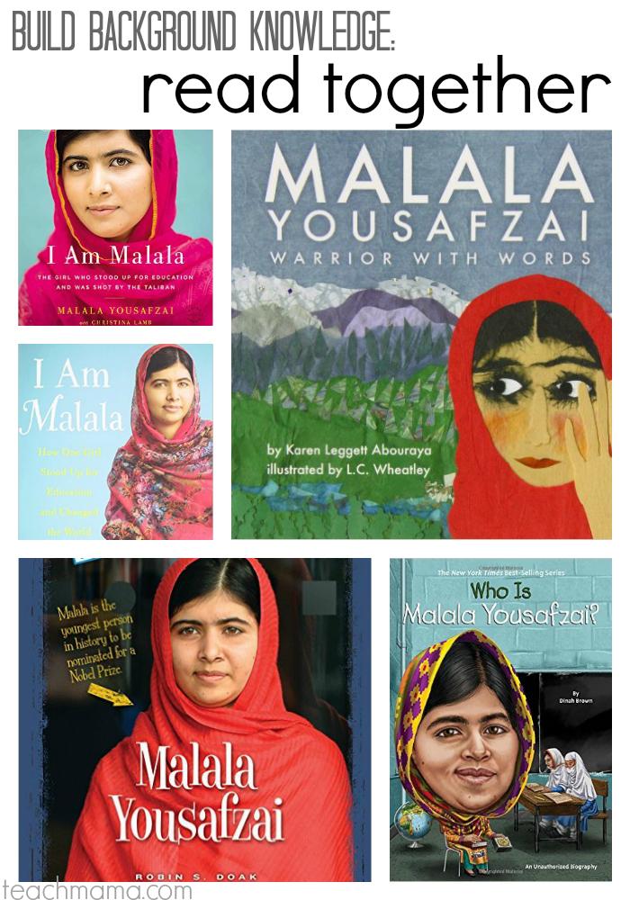 malala background and resources teachmama.com