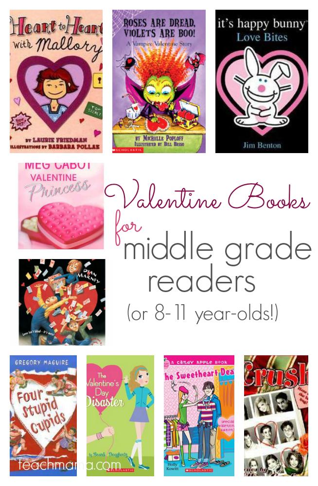 valentine books for middle graders teachmama.com