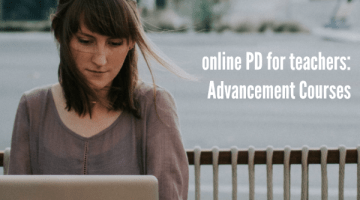 online pd for teachers | advancement courses | teachmama.com
