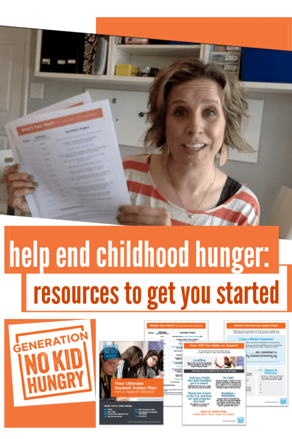 end childhood hunger_ resources to get you started
