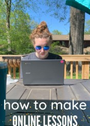 how to make online lessons awesome