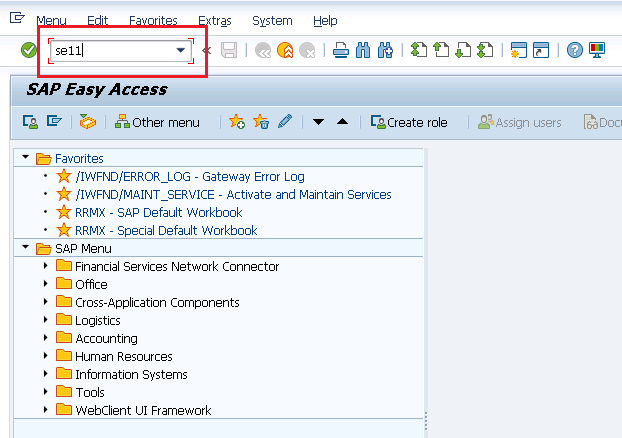 DATA ELEMENT SAP ABAP