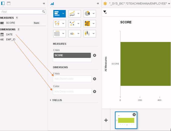 SAP Business Objects Lumira