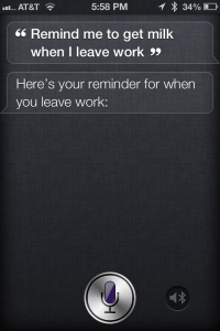 How to Create location based reminders with Siri on iPhone, iPad (Mini), iPod Touch