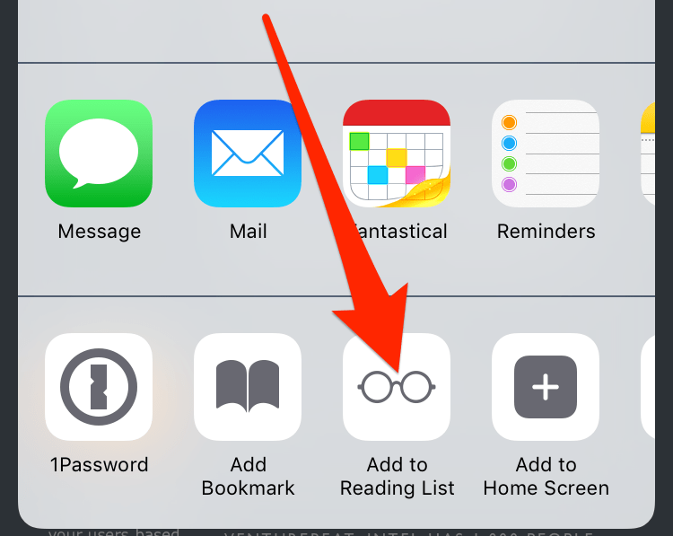 How to use Reading List on your iPhone, iPad, or iPod Touch