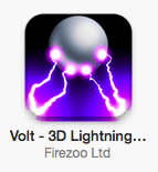 Volt - 3D Lightning
