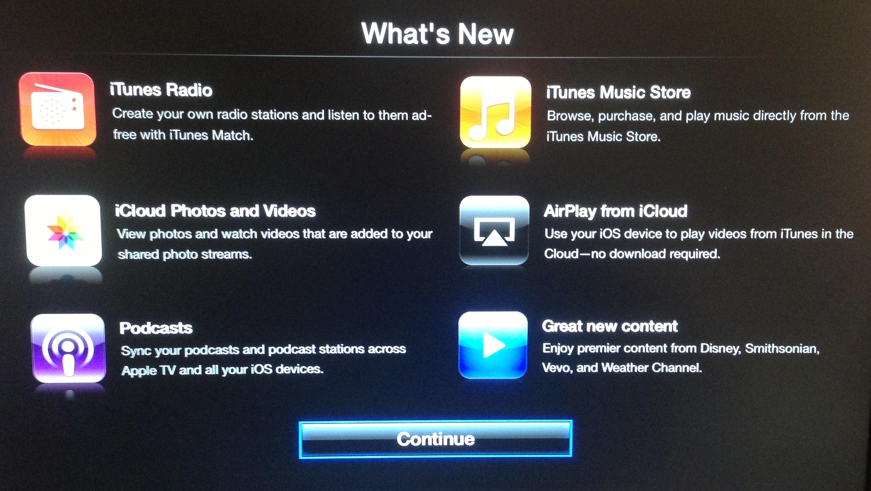 Apple TV Software Update Released - TeachMeiOS com