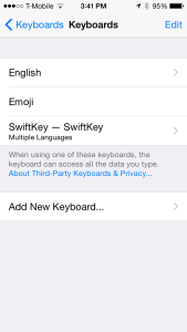 How to install, setup, and use custom keyboards in iOS 8