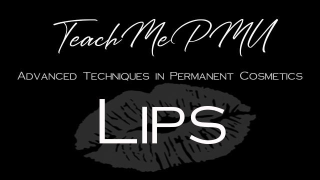 TeachMePMU Advanced Techniques in Lips