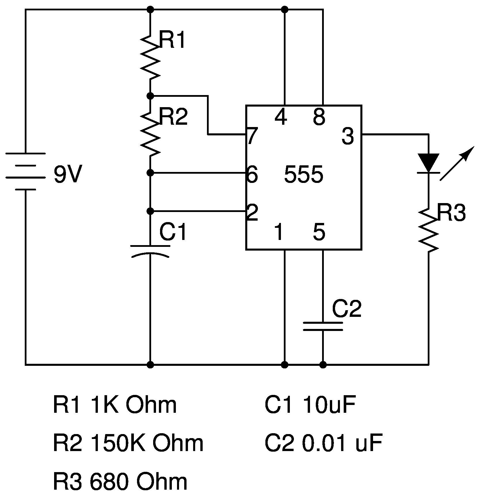 Electronics Diagram