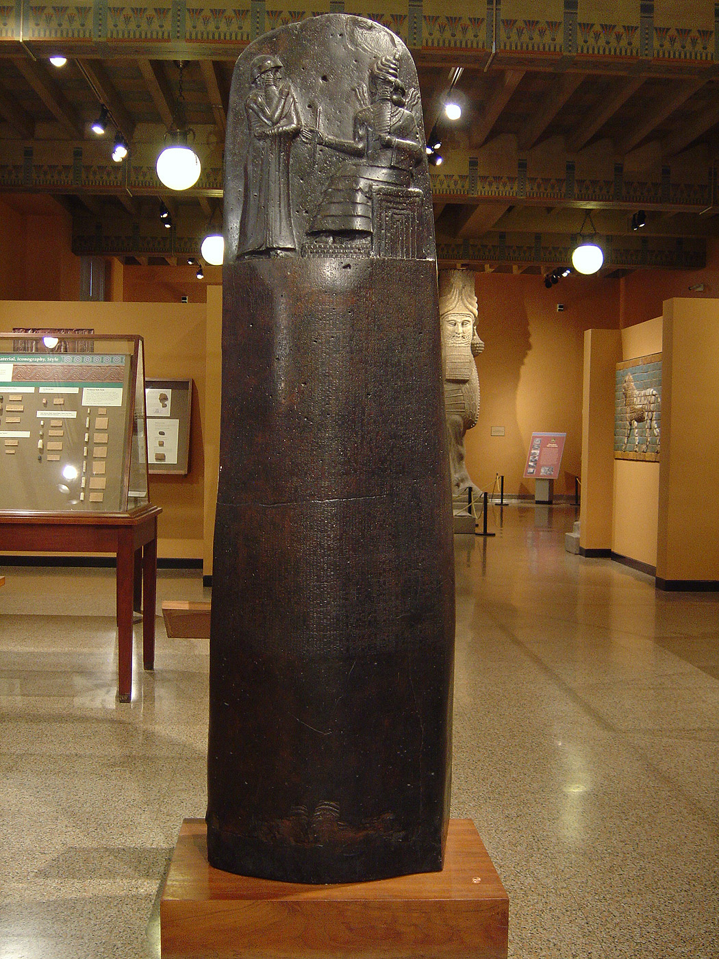 Differences Between Hammurabis Code And Todays Laws How