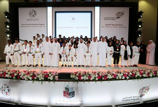 ADEC awards winners of 'Champions of Tomorrow' and ...