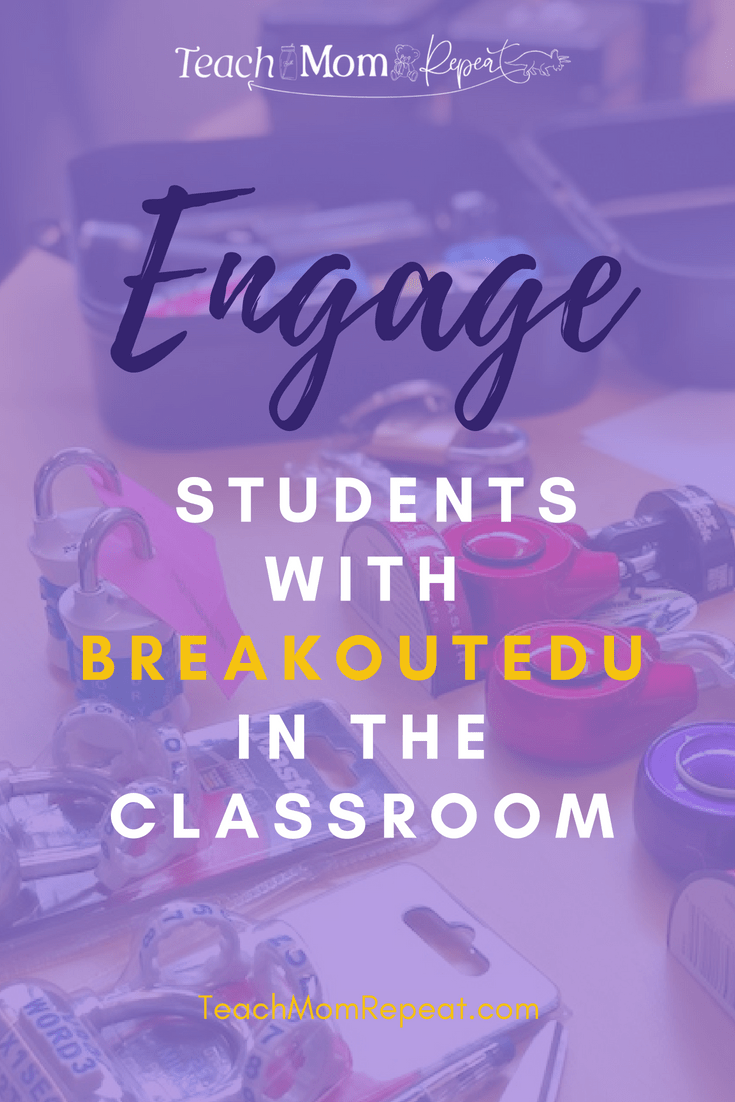 Using BreakoutEDU in the middle school classroom
