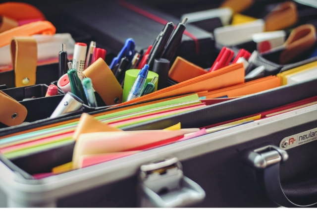 Back to School Organization Tips from a Teacher and a Parent