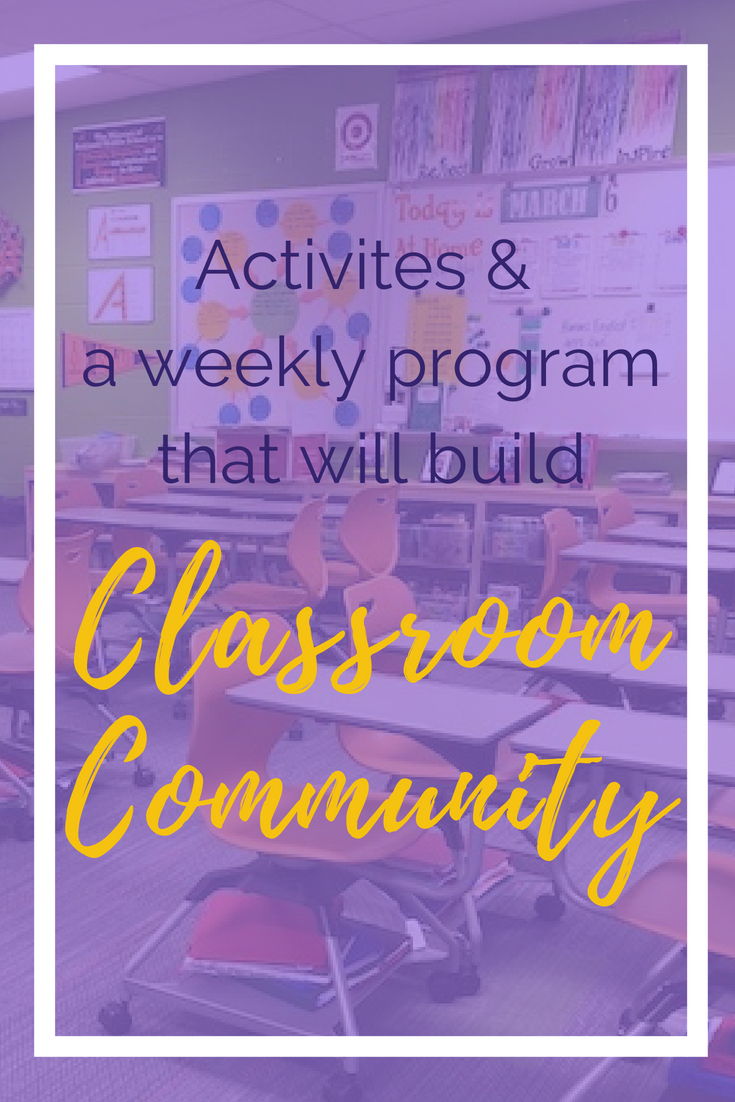 Classroom management for middle school can often be difficult. We all want to see positive behavior from our students, but how do we make this happen. This weekly system will reinforce positive behavior from your students. Find posters and activities to help get started the first week of school.