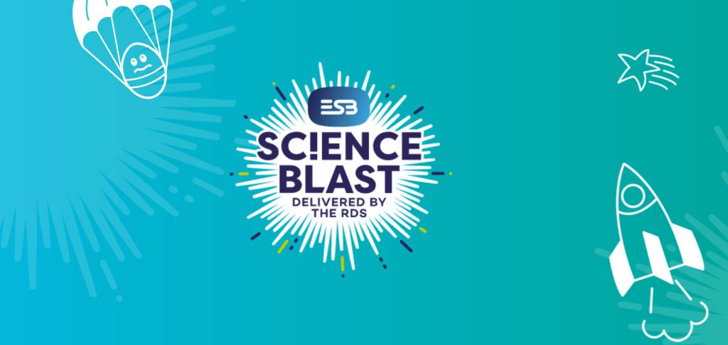 Science Blast banner
