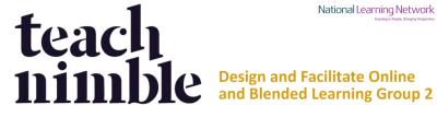 TeachNimble NLN course banner