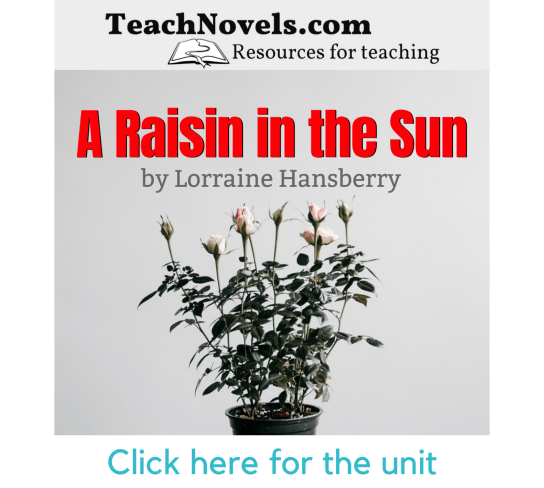 A Raisin in the Sun Unit PDF
