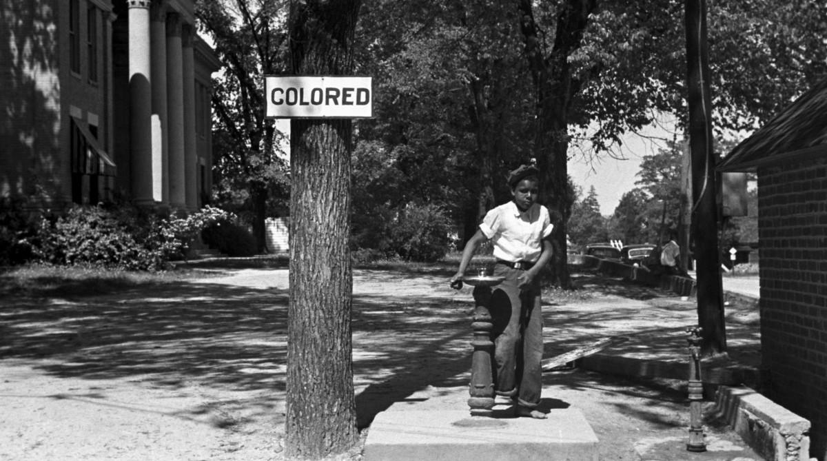 Lesson on segregation