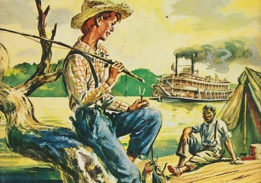 Huckleberry Finn discussion questions featured