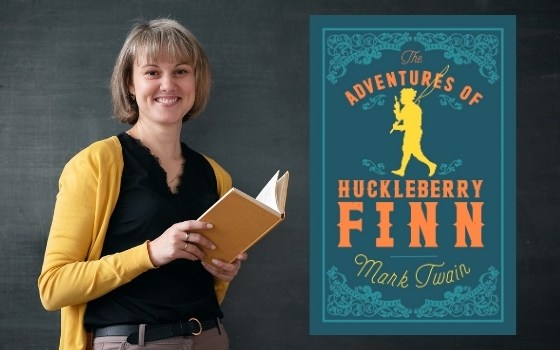 Huckleberry Finn Unit Plan FEATURED
