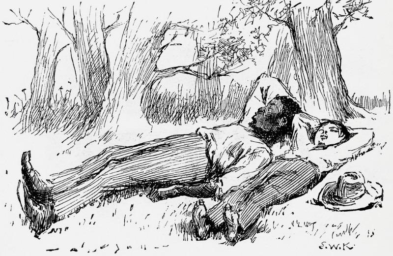 illustration by E.W. Kemble