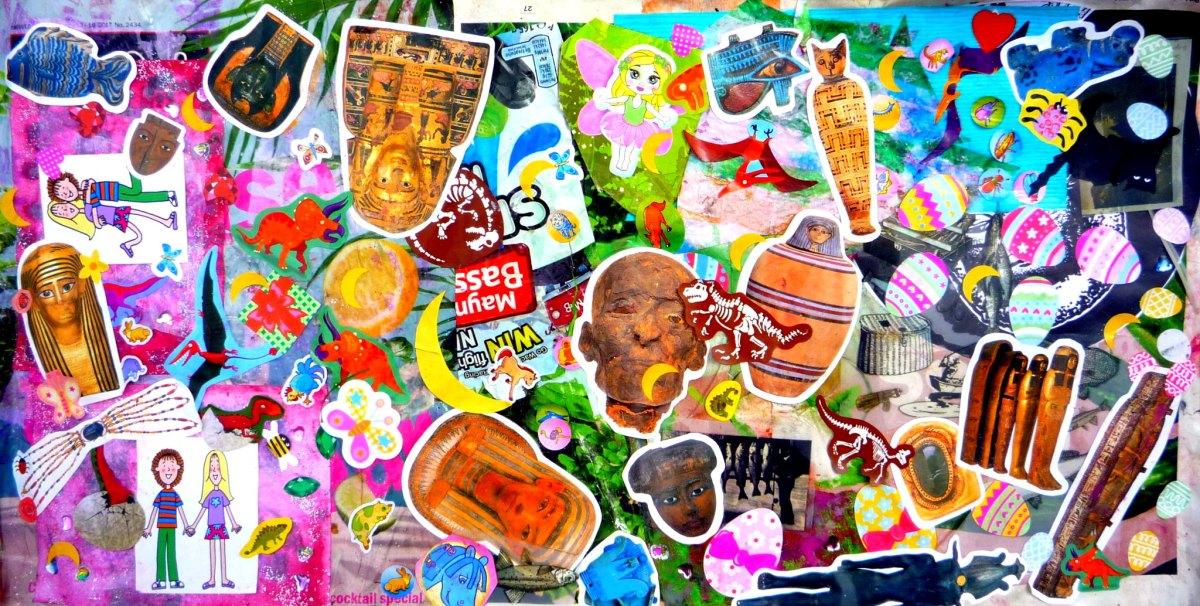 Sticker economics student activity